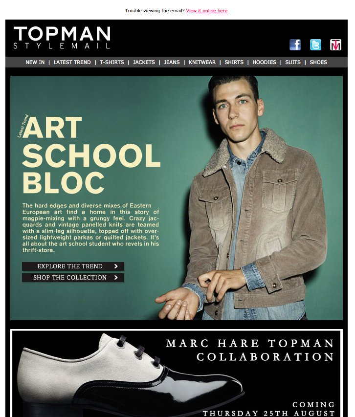 Terrance's Email TopMan Tyler Johnson