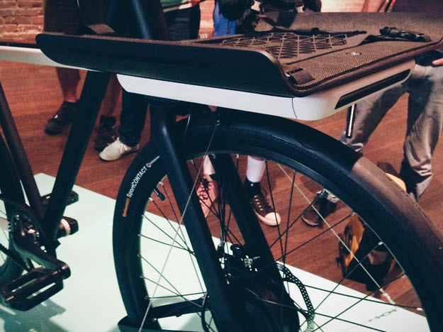 Front Rack Detail